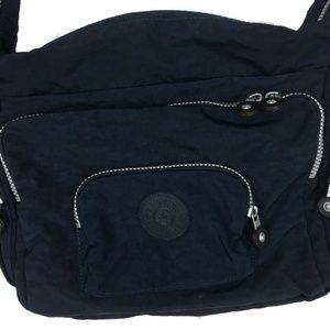 Kipling Erica/Europa Bag Navy Blue